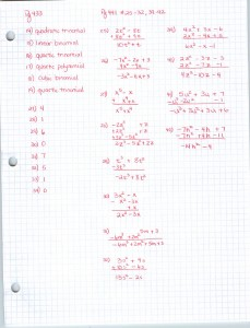 Jan 25 Alg Homework answers 001
