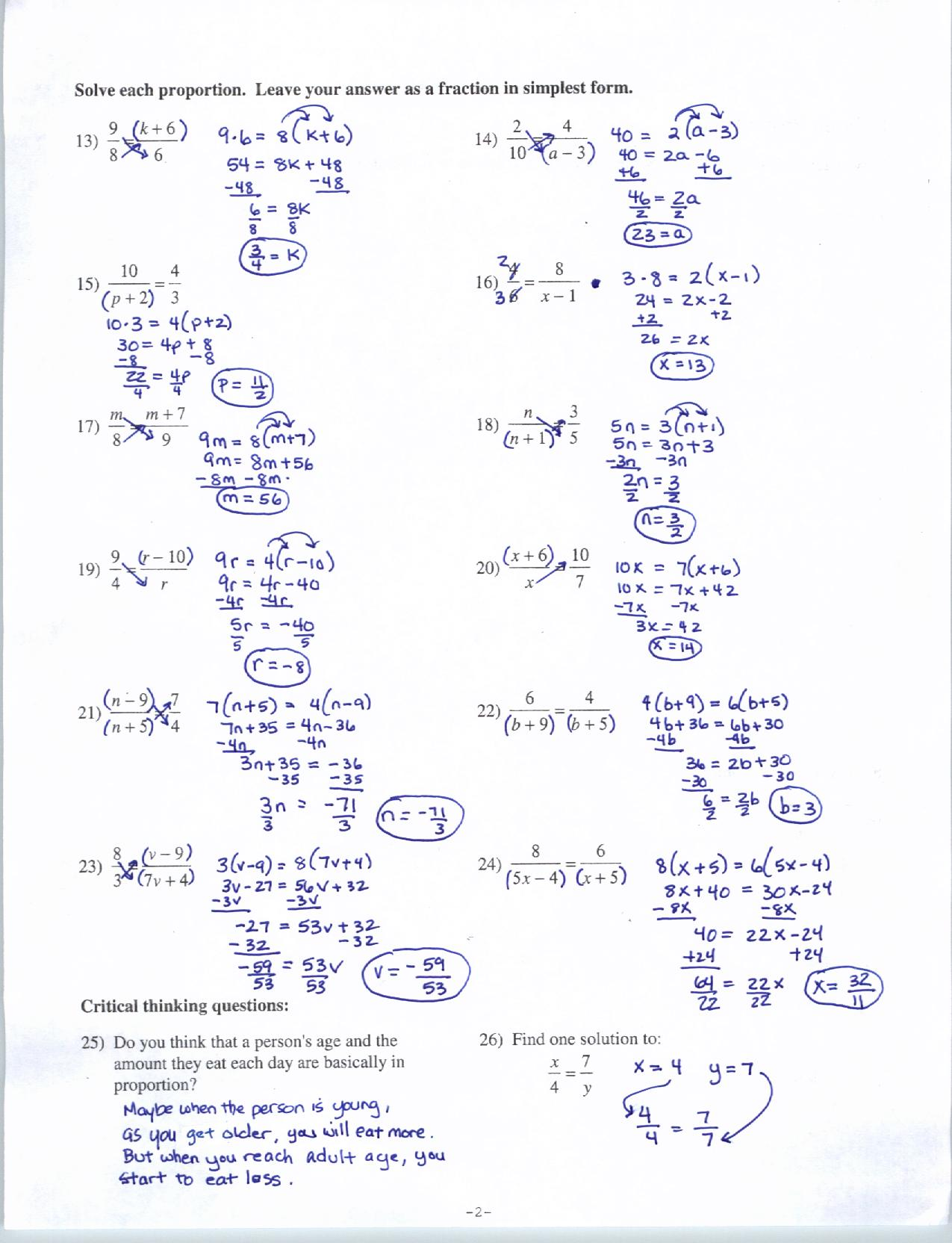 This entry was posted in Algebra , Pre Algebra by Mr.T . Bookmark the ...